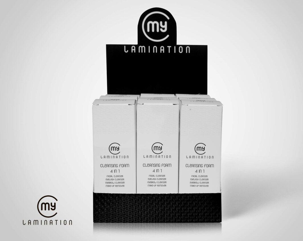 MyLamination Wimpernshampoo 120ml